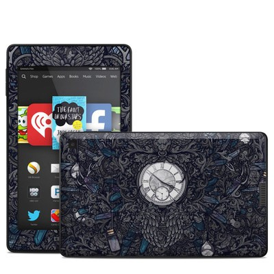 Amazon Kindle Fire HD 6in Skin - Time Travel