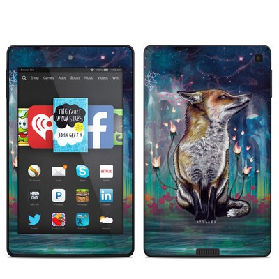 Amazon Kindle Fire HD 6in Skin - There is a Light