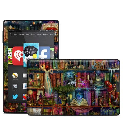 Amazon Kindle Fire HD 6in Skin - Treasure Hunt