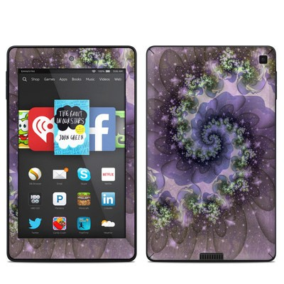 Amazon Kindle Fire HD 6in Skin - Turbulent Dreams