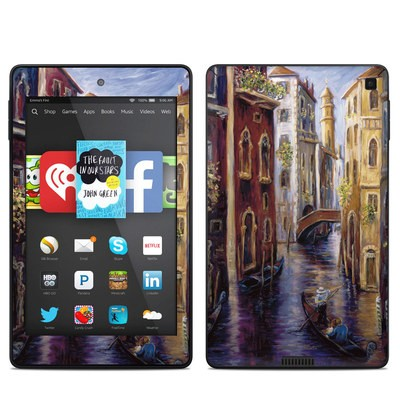 Amazon Kindle Fire HD 6in Skin - Venezia