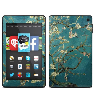 Amazon Kindle Fire HD 6in Skin - Blossoming Almond Tree