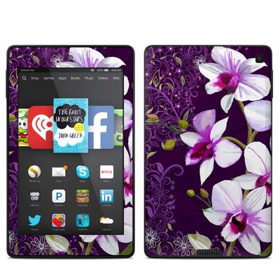 Amazon Kindle Fire HD 6in Skin - Violet Worlds