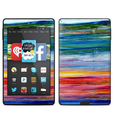 Amazon Kindle Fire HD 6in Skin - Waterfall