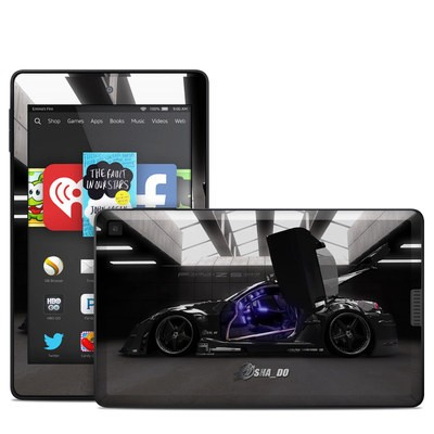 Amazon Kindle Fire HD 6in Skin - Z33 Dark