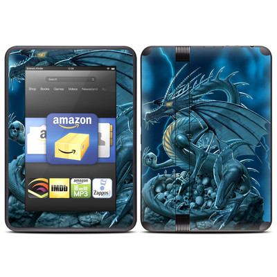 Amazon Kindle Fire HD (2012) Skin - Abolisher