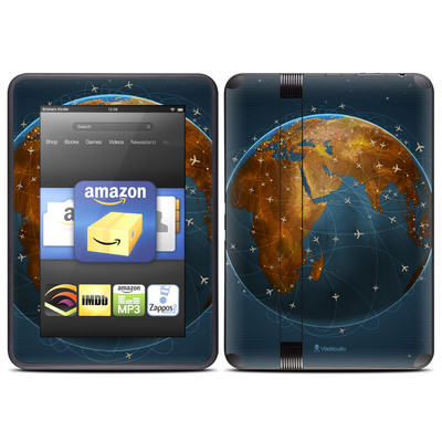 Amazon Kindle Fire HD (2012) Skin - Airlines