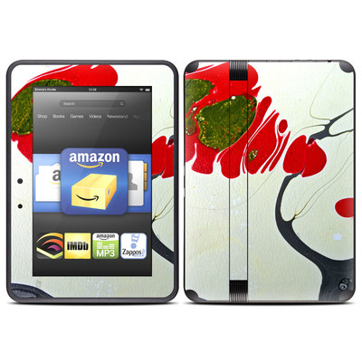 Amazon Kindle Fire HD (2012) Skin - Amoeba