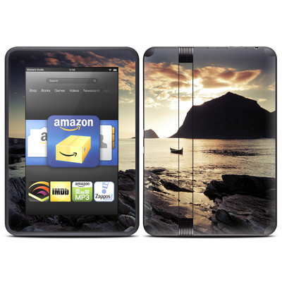 Amazon Kindle Fire HD (2012) Skin - Anchored