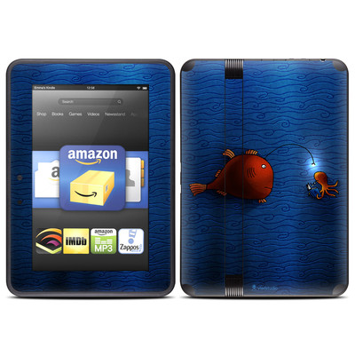 Amazon Kindle Fire HD (2012) Skin - Angler Fish