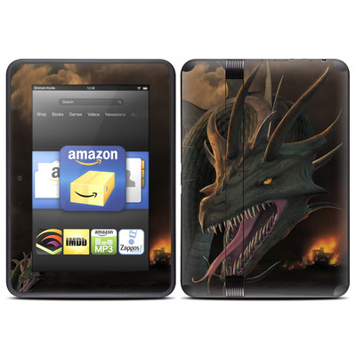 Amazon Kindle Fire HD (2012) Skin - Annihilator