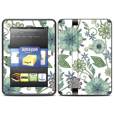Amazon Kindle Fire HD (2012) Skin - Antique Nouveau