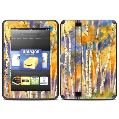 Amazon Kindle Fire HD (2012) Skin - Aspens