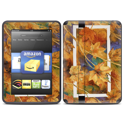 Amazon Kindle Fire HD (2012) Skin - Autumn Days