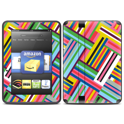 Amazon Kindle Fire HD (2012) Skin - Bandi