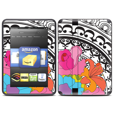 Amazon Kindle Fire HD (2012) Skin - Barcelona