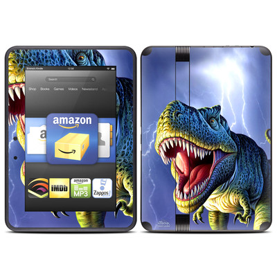 Amazon Kindle Fire HD (2012) Skin - Big Rex