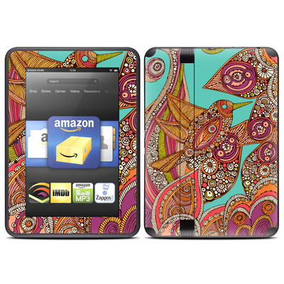 Amazon Kindle Fire HD (2012) Skin - Bird In Paradise