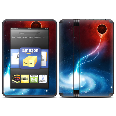 Amazon Kindle Fire HD (2012) Skin - Black Hole