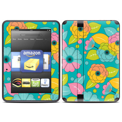 Amazon Kindle Fire HD (2012) Skin - Blossoms