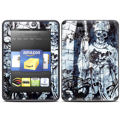 Amazon Kindle Fire HD (2012) Skin - Black Mass