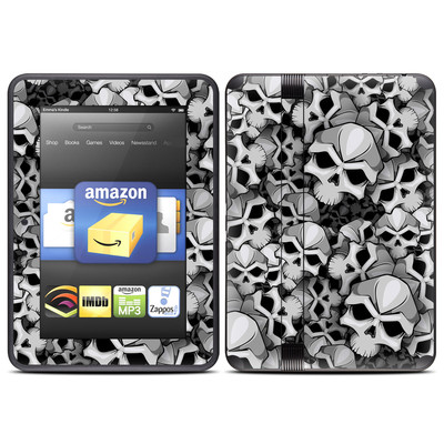 Amazon Kindle Fire HD (2012) Skin - Bones