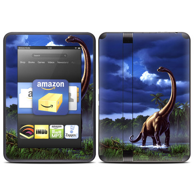 Amazon Kindle Fire HD (2012) Skin - Brachiosaurus