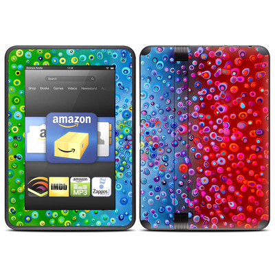 Amazon Kindle Fire HD (2012) Skin - Bubblicious