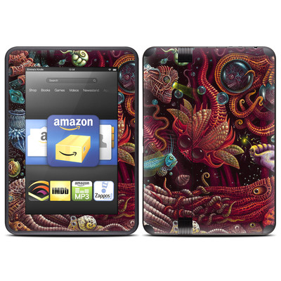 Amazon Kindle Fire HD (2012) Skin - C-Pods
