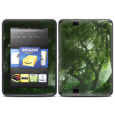 Amazon Kindle Fire HD (2012) Skin - Canopy Creek Spring