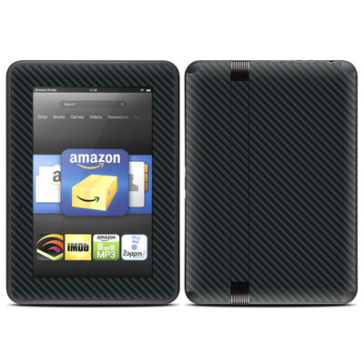 Amazon Kindle Fire HD (2012) Skin - Carbon