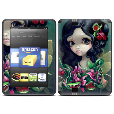 Amazon Kindle Fire HD (2012) Skin - Carnivorous Bouquet