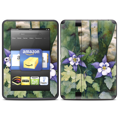 Amazon Kindle Fire HD (2012) Skin - Colorado Columbines
