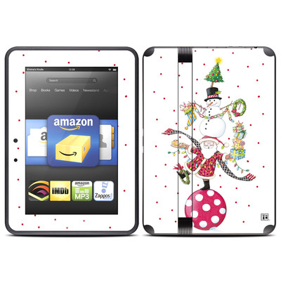 Amazon Kindle Fire HD (2012) Skin - Christmas Circus