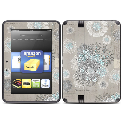 Amazon Kindle Fire HD (2012) Skin - Christmas In Paris