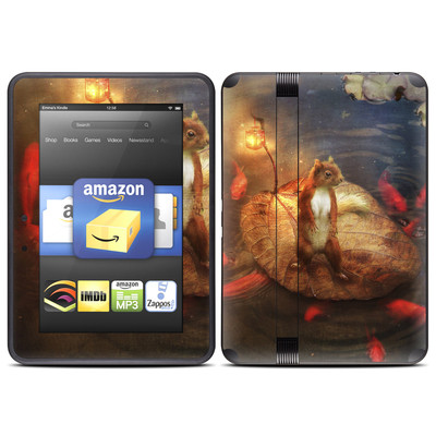 Amazon Kindle Fire HD (2012) Skin - Columbus