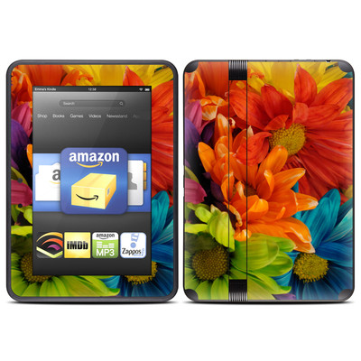 Amazon Kindle Fire HD (2012) Skin - Colours