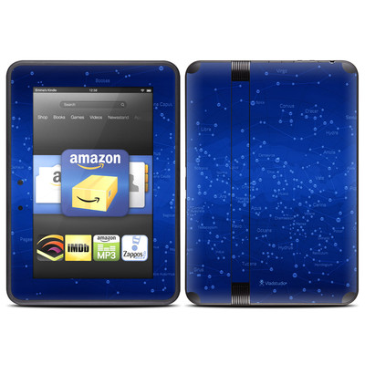 Amazon Kindle Fire HD (2012) Skin - Constellations