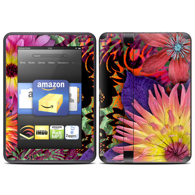Amazon Kindle Fire HD (2012) Skin - Cosmic Damask