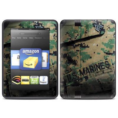 Amazon Kindle Fire HD (2012) Skin - Courage