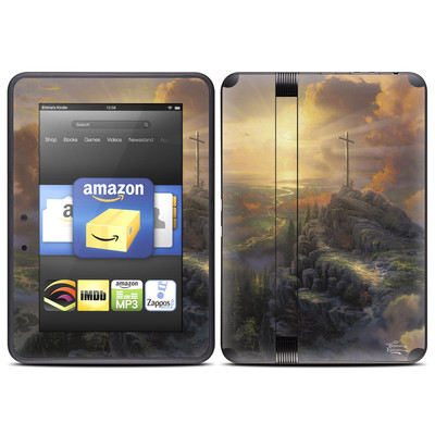 Amazon Kindle Fire HD (2012) Skin - The Cross