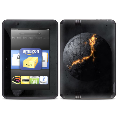Amazon Kindle Fire HD (2012) Skin - Crucible