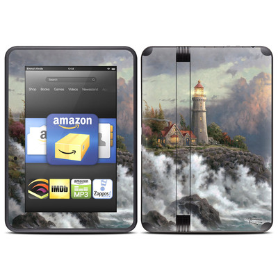 Amazon Kindle Fire HD (2012) Skin - Conquering Storms