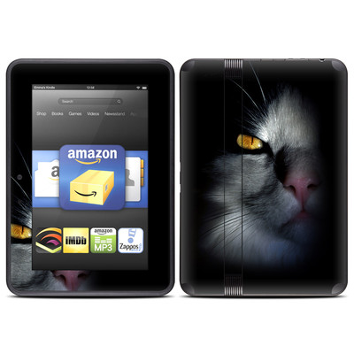 Amazon Kindle Fire HD (2012) Skin - Darkness
