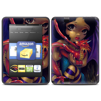 Amazon Kindle Fire HD (2012) Skin - Darling Dragonling