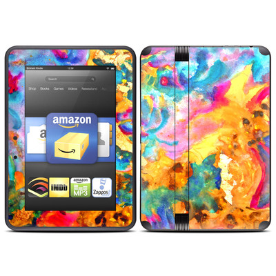 Amazon Kindle Fire HD (2012) Skin - Dawn Dance