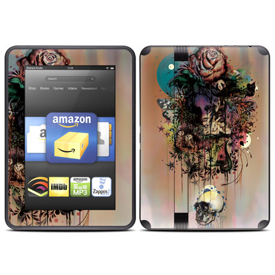 Amazon Kindle Fire HD (2012) Skin - Doom and Bloom