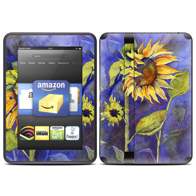 Amazon Kindle Fire HD (2012) Skin - Day Dreaming