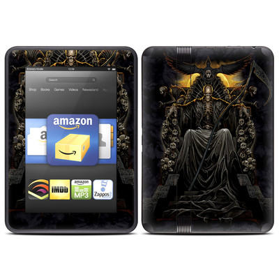 Amazon Kindle Fire HD (2012) Skin - Death Throne