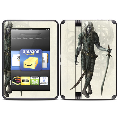 Amazon Kindle Fire HD (2012) Skin - Dark Elf